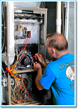 All Seasons Heating & Cooling, LLC :: Your Heating & Air Conditioning Professionals in Schererville, Indiana