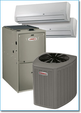 All Seasons Heating & Cooling, LLC :: Our Services